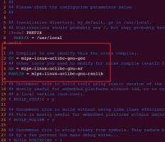 wireless_tools移植方法说明