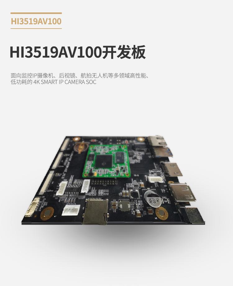 海思Hi3519Av100