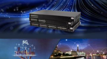 Microchip推出首款多端口千兆位PoE供电器,简化Wi-Fi® 6接入点和小基站节点部署