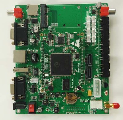 hi3520D 开发板 8路D1+SD+3G/4G+GPS/北斗+WIFI