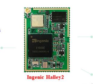 北京君正Halley2 IoT 模组物联网整套解决方案