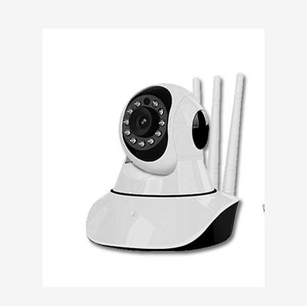 无线室内网络摇头机摄像头安防解决方案