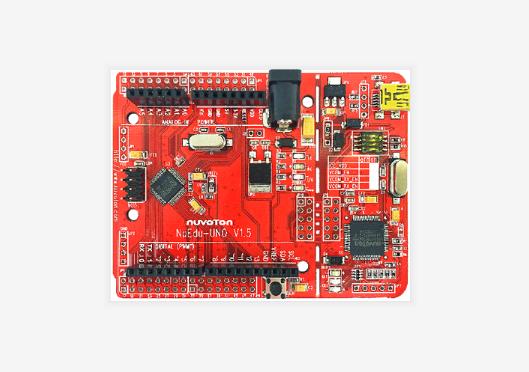 Arduino 兼容开发平台-NuMaker Uno
